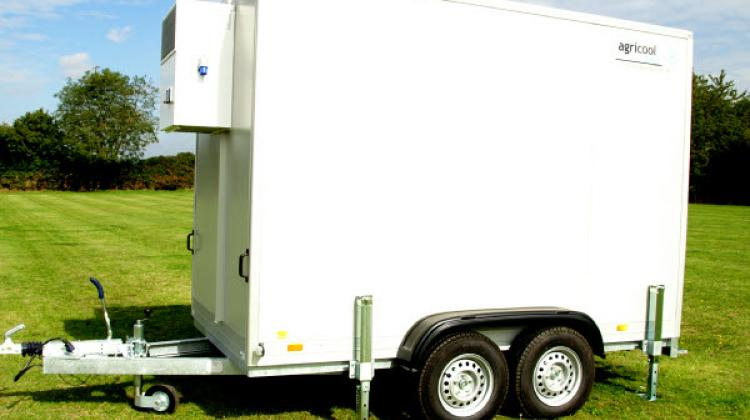 Image result for fridge trailers