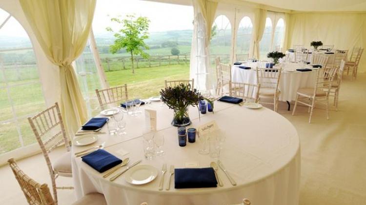 Wedding catering equipment